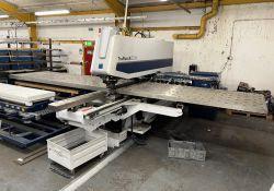 Trumpf TruPunch 3000 CNC Punching Machine w/ Sheet Master Compact Loader | YOM: 2014