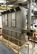 Fercell 5 Section Dust Extraction Unit | YOM: 2004
