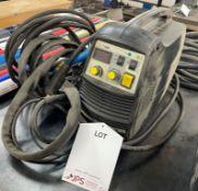 T & R T 200P Portable Tig Welder