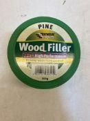 5 x Everbuild HH0119106770 Wood Filler | 500g