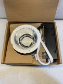 7 x Various Whitecroft Lighting Esprit LED Compact Downlighters