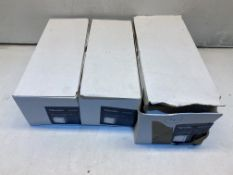 12 x Various Newlec Cable Junction Boxes