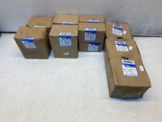 11 x Boxes Of Various MetalMate Full Nuts