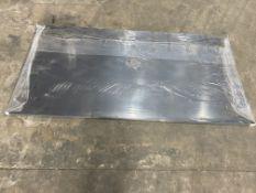 40 x Black Correx Sheets   245cm x 123cm