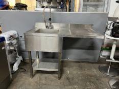 Stainless Steel Single Basin