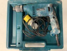 Makita 110V HP1621 Hammer Drill
