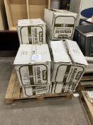 5000 x Napac 500/600ml Rectangular Lids | Palletised