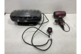 BaByliss R24b Curler & BaByliss Hair Dryer
