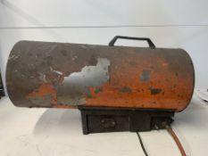 Sip Fireball Propane Space Heater