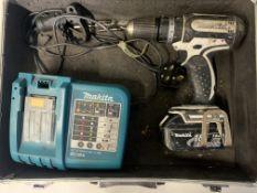 Makita BHP452 Cordless Drill