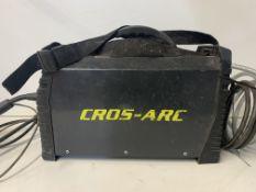 Cros-ARC 2005ACDC Tig Welder