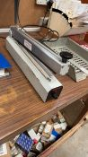 P300/C Impulse heat sealer