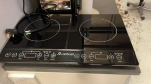 Aobosi FYM28-S01 double induction cooker