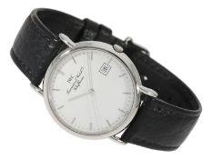 Armbanduhr: elegante Herrenuhr/Damenuhr, IWC Portofino Quartz, Ref.333107, mit Originalbox und O