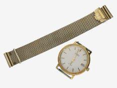 Armbanduhr: vintage Herrenarmbanduhr der Marke Omega, 'De Ville Automatic', 60er-Jahre: Ca. Ø34,5mm,