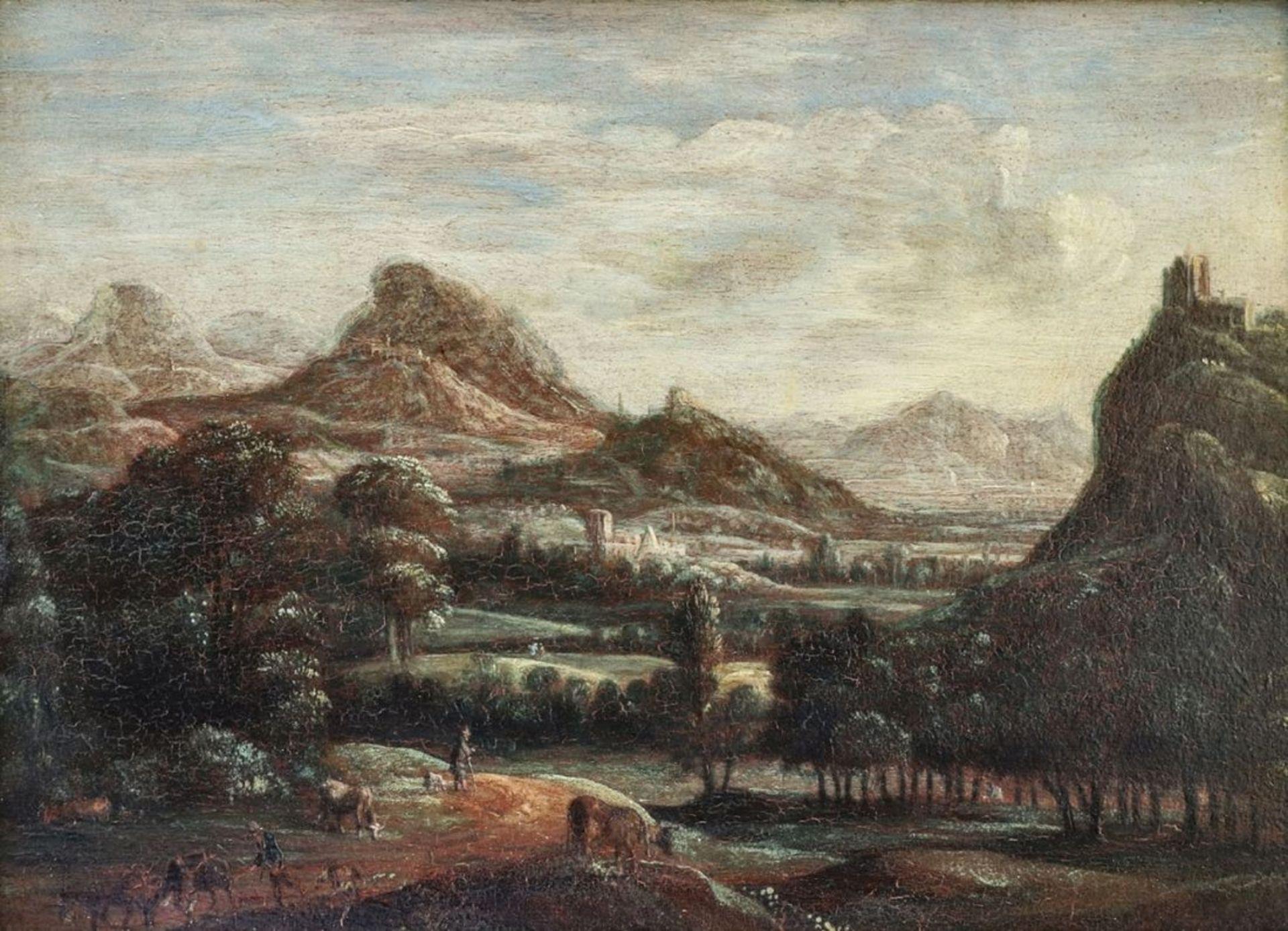 Flämischer Künstler des 18. Jahrhunderts - Bild 4 aus 5