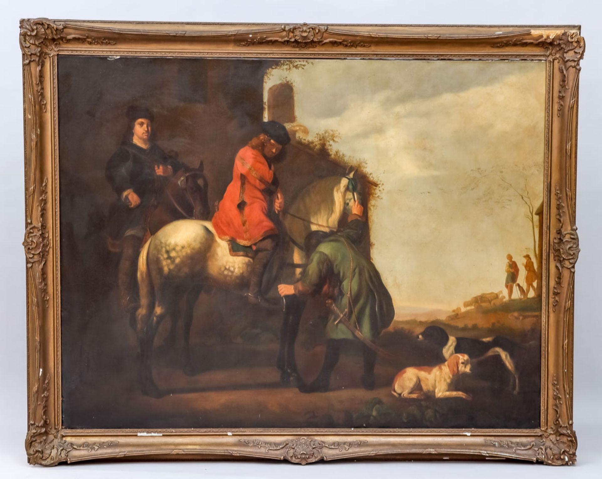 Künstler des 18. Jahrhunderts - Bild 2 aus 2
