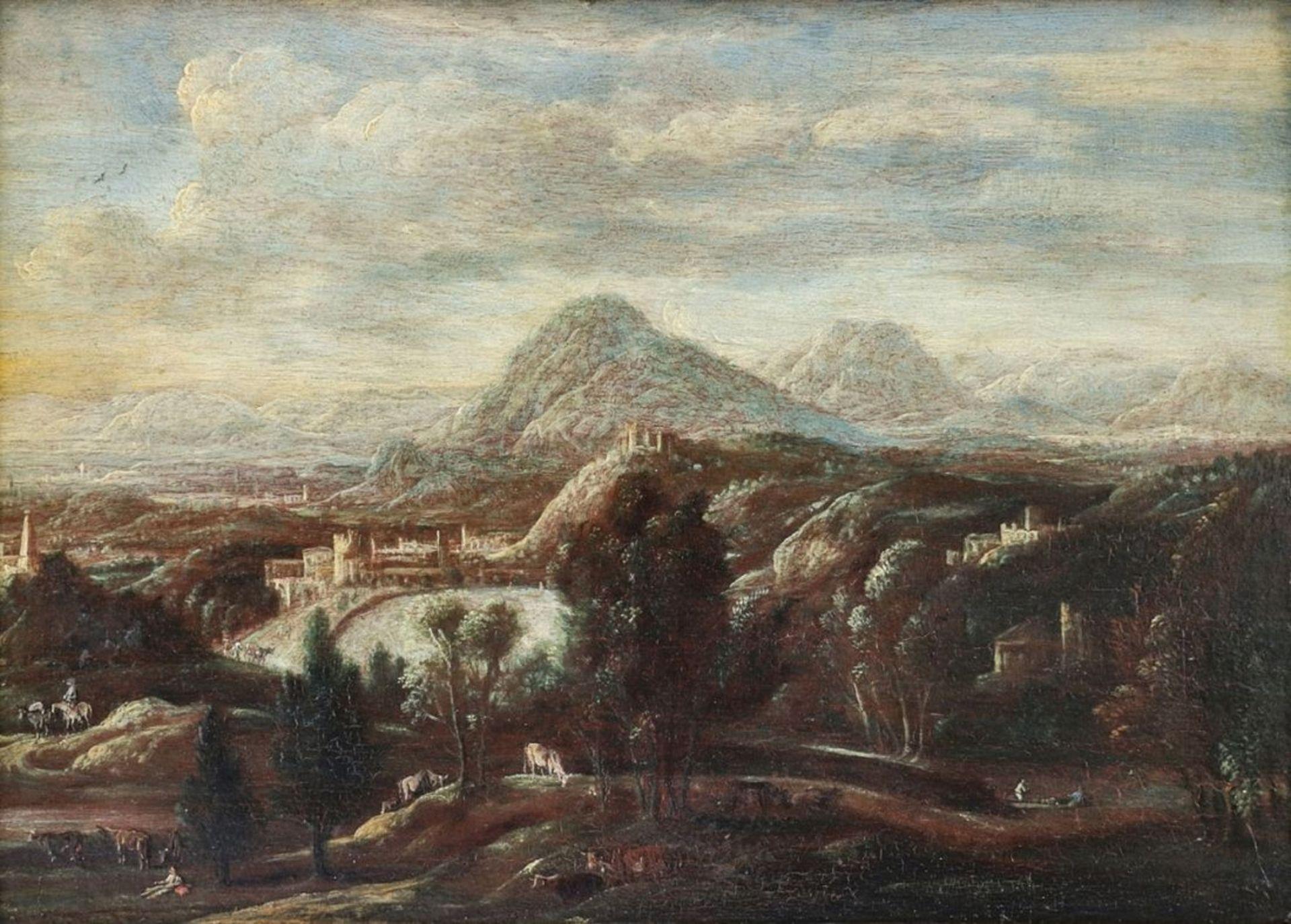 Flämischer Künstler des 18. Jahrhunderts - Bild 2 aus 5