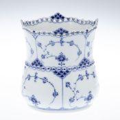 Hohe Vase Königliche