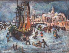 Heinrich Heuser 1887 Stralsund -