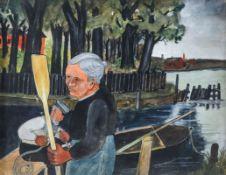Erich Wegner 1899 Gnoien - 1980