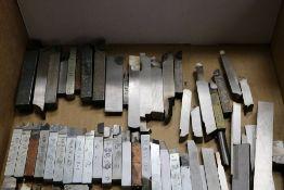 Various Radius Stick Tool Cutters