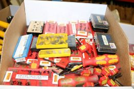 Large Lot of Various Tooling Inserts