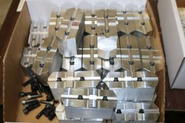 Box of Aluminum Chuck Jaws (3 Jaw)