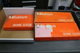 """Mitutoyo Bore Gages .400"""" - .700"""", .7"""" -1.5"""", 2"""" - 4.2"""""""