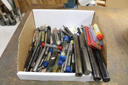 Lathe OD Tool Holders, Knerling Tool, Boring Bars etc