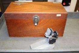 "Brown & Sharpe Precision Center Micrometer Set, 0-1"", 1-2"", 2-3"", 3-4"", 4-5"", 5-6"""