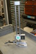 """Height Gage .001 -12"""" with Dial Indicator .0005"""" Brown and Sharpe"""