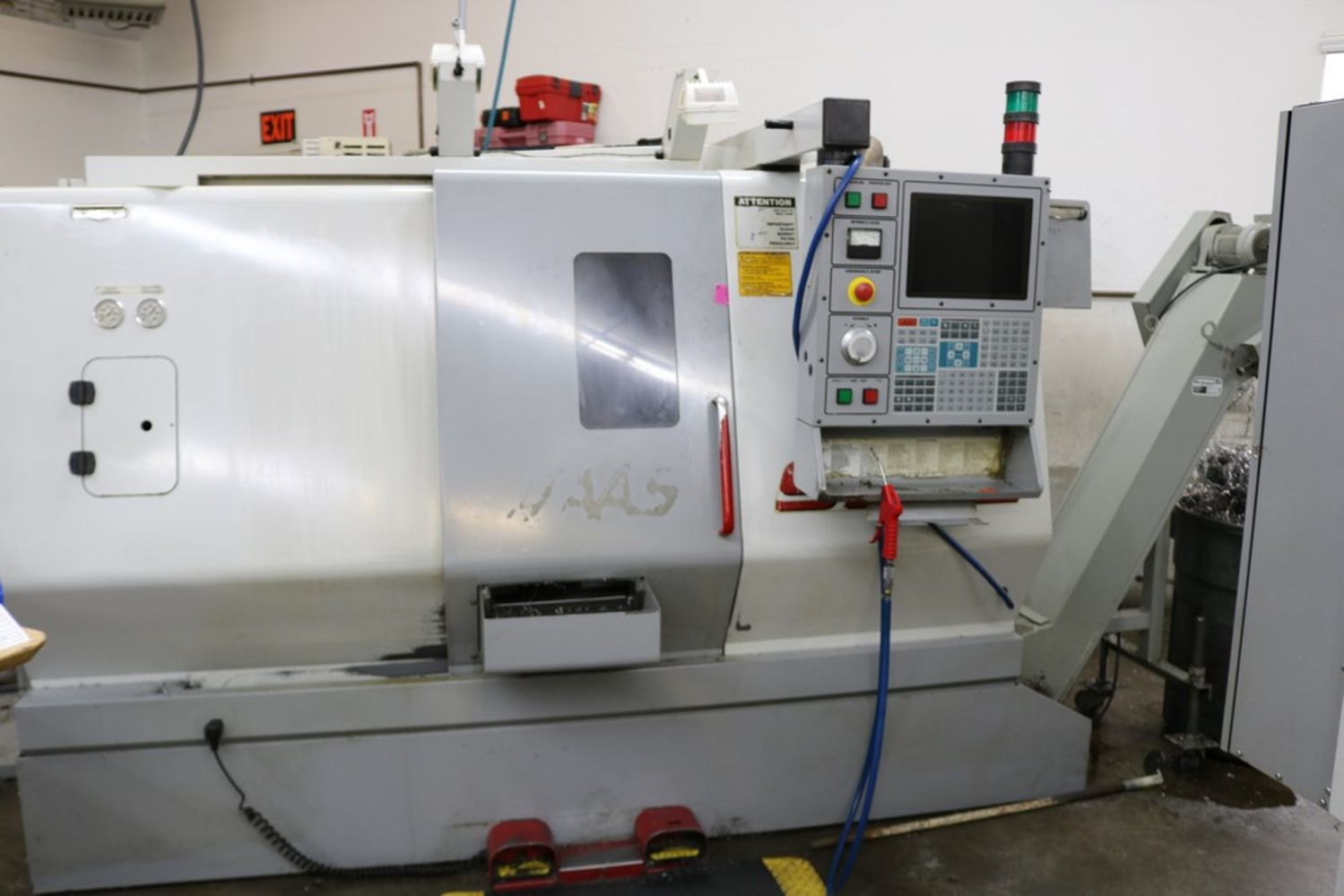Ongoing operations of Precision Aerospace Machining Operation