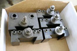 (4) Aloris CA-1's and Aloris CA41 Tool Holders
