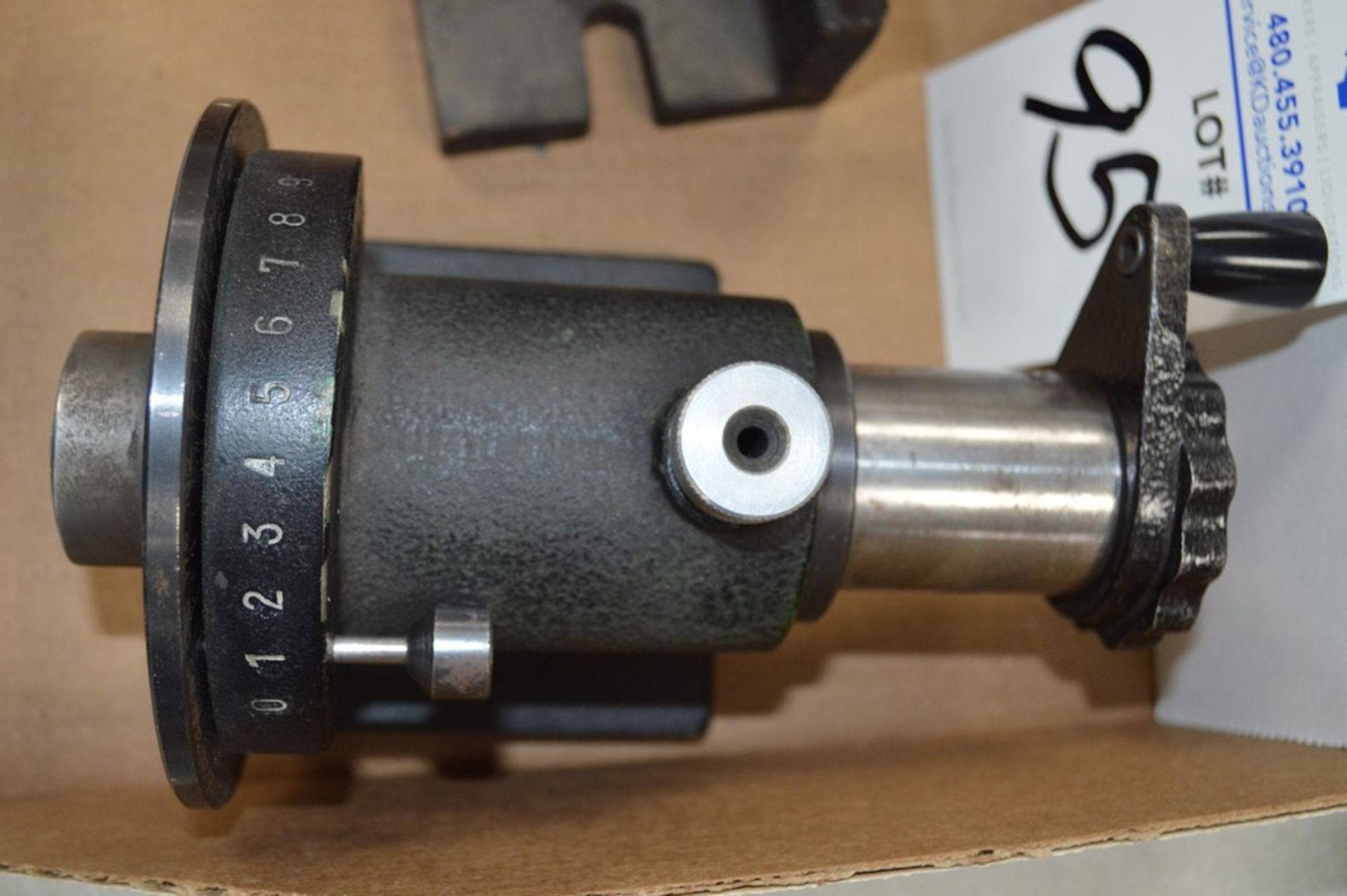 Drilling and Milling spin index holder attachments - Image 3 of 4