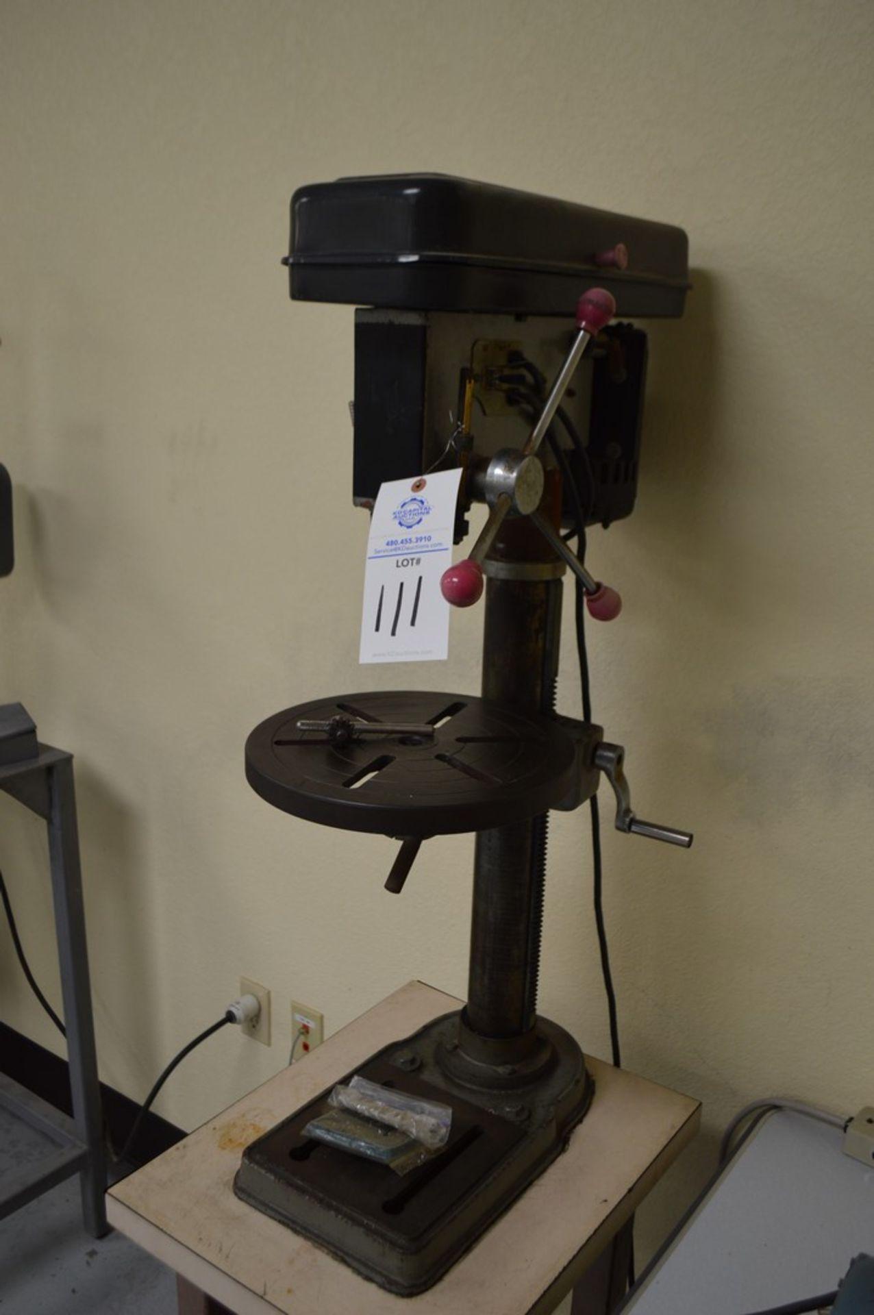 Small black drill press, 2600 RPM - Image 2 of 4