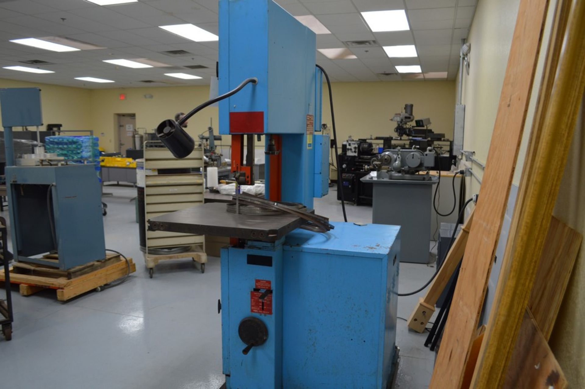 """Do-All, 2013-V, 154"""" Band, with extra bands and DBW-15 welder - Image 6 of 7"""