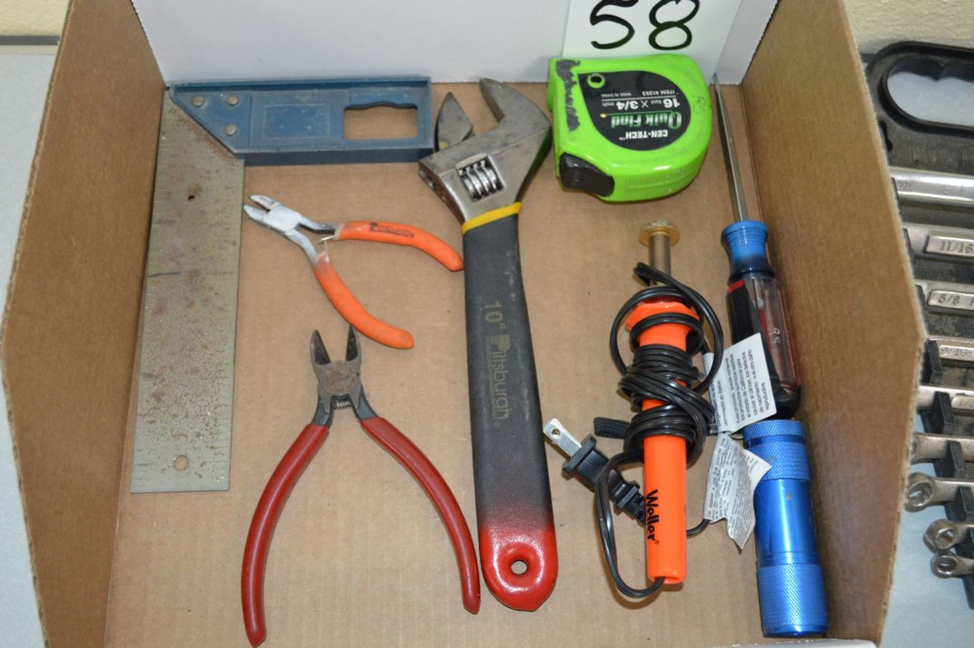 Assorted mix of hand tools - Image 2 of 4