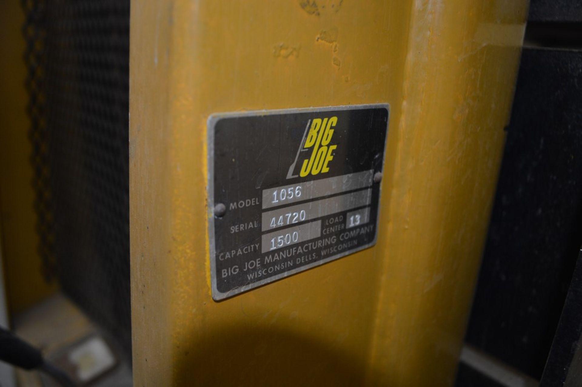 Toyota Lift Big Joe Lift, battery with internal charger - Image 7 of 7