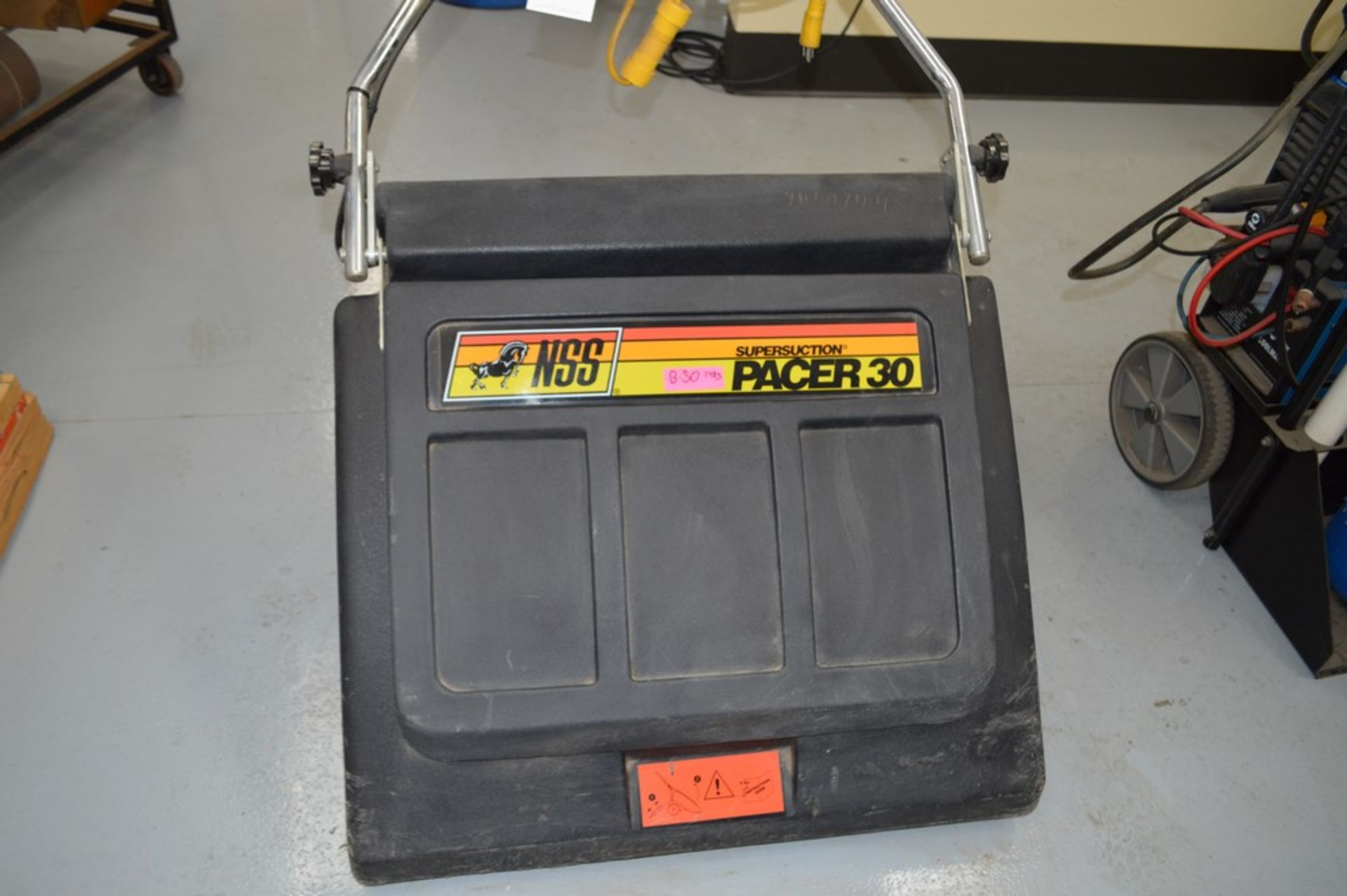NSS, Super Suction Floor Vacuum Cleaner Model Pacer 30 - Image 3 of 5