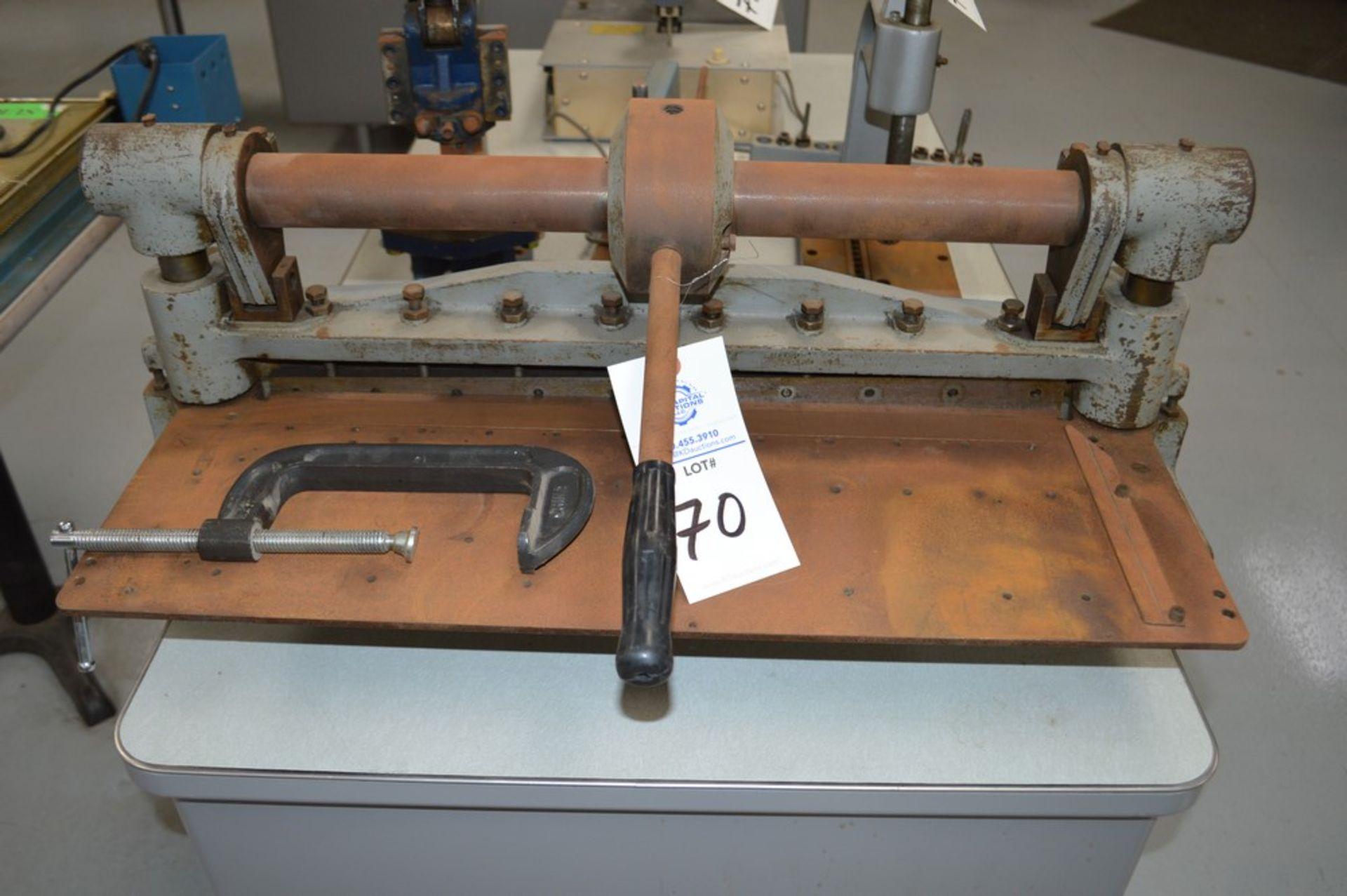 "24"" hand brake w/6"" clamp - Image 4 of 4"