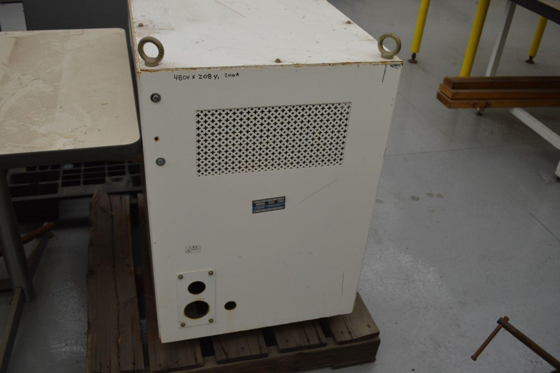 Tegi transformer 480 x 208 y, 200a - Image 3 of 6