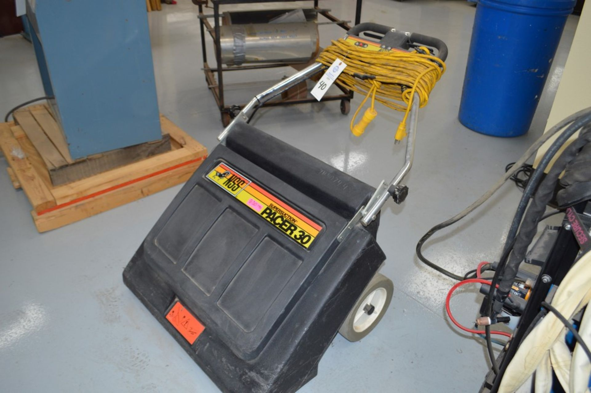 NSS, Super Suction Floor Vacuum Cleaner Model Pacer 30 - Image 4 of 5