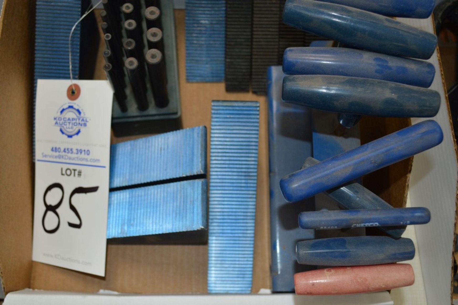 Plug gauges, T Handle hex tools, mill setup blocks - Image 3 of 4