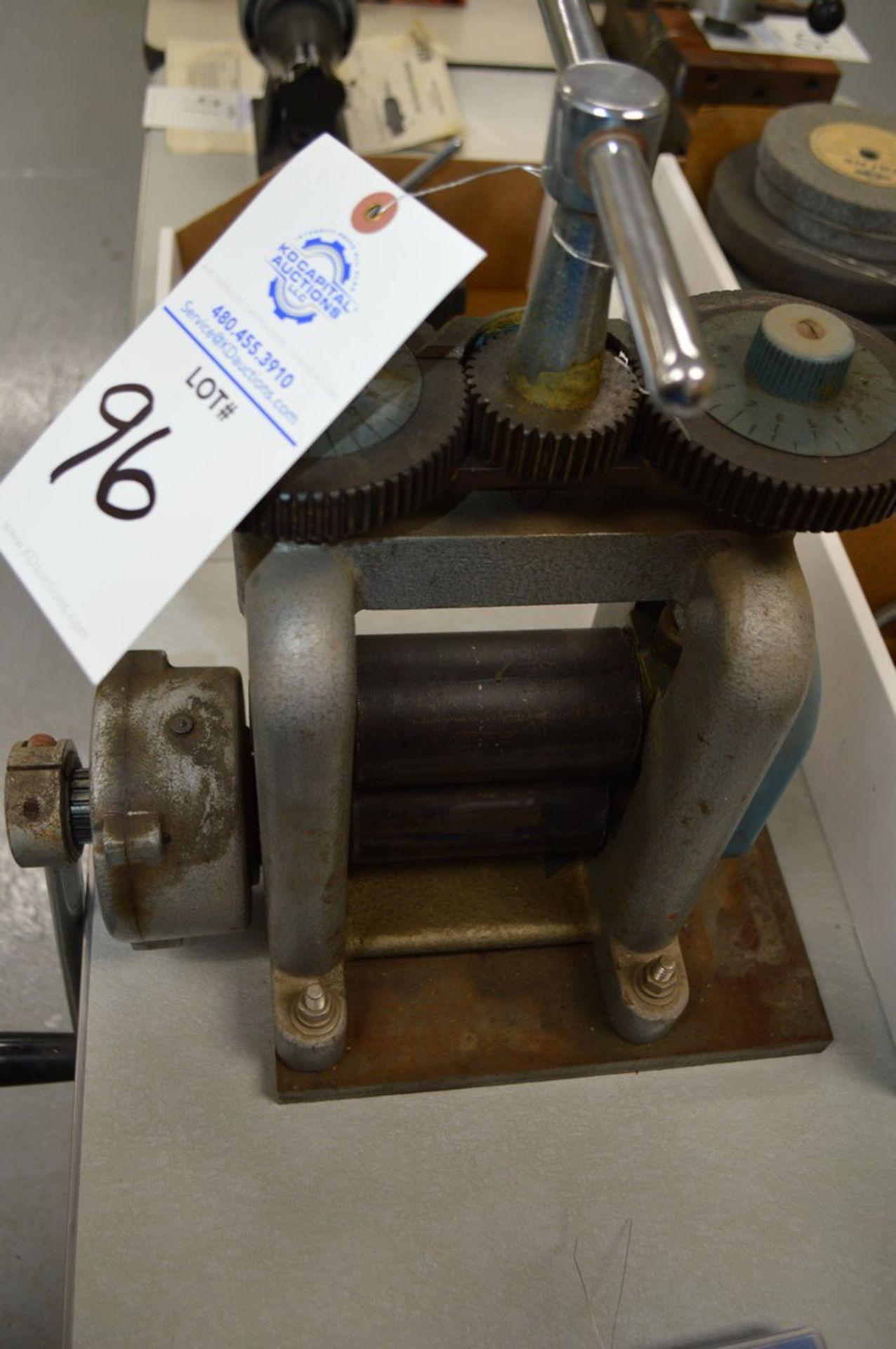 Cavlon 100 mm Rolling Mill - Image 2 of 3