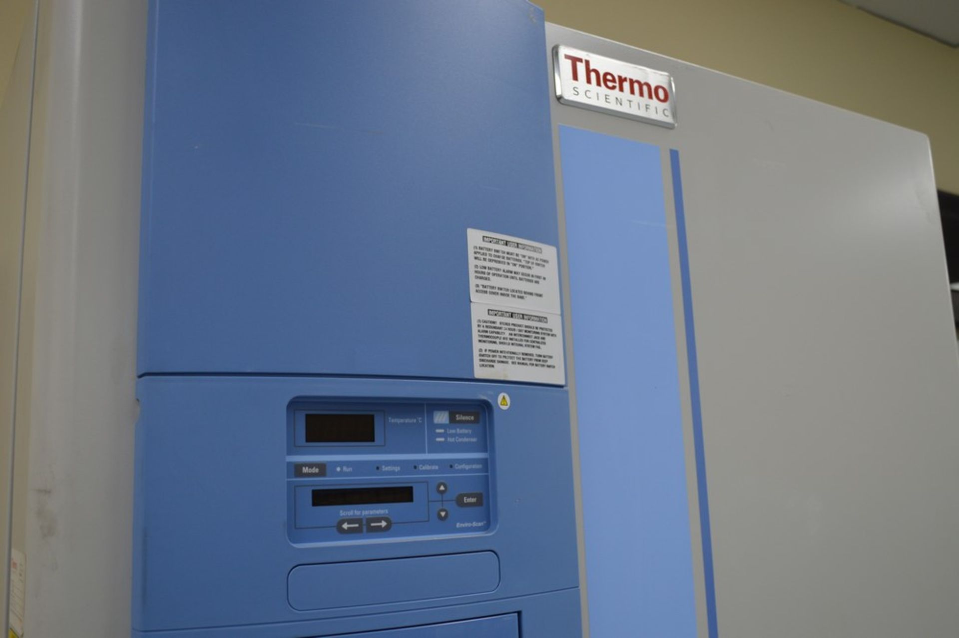 Therma Scientific Forma 8600 Series, Model 8656 Deep Freeze Refrigorator (-86 F) - Image 3 of 7