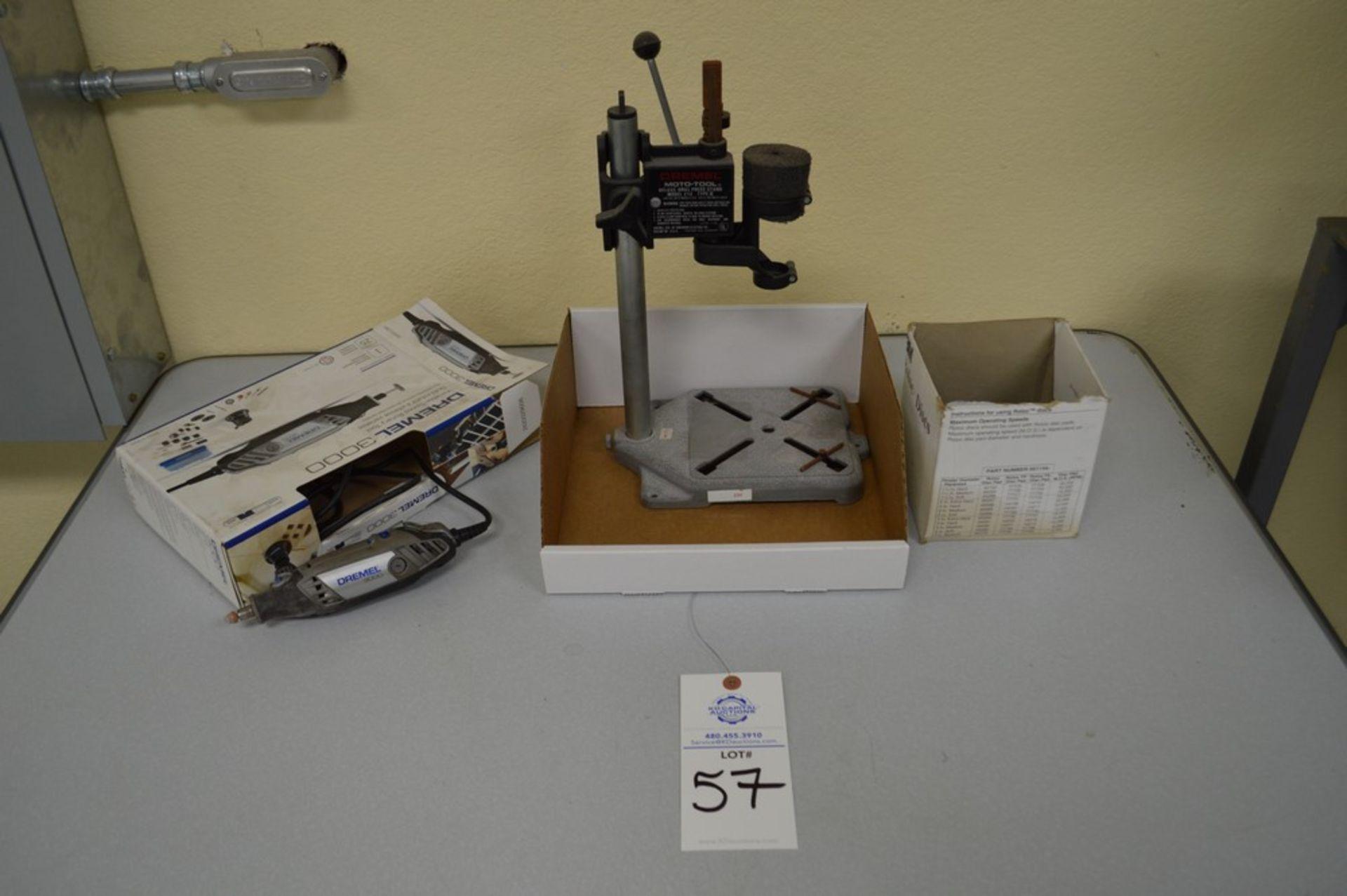 Dremmel 3000, extara sanding discs, Moto tool model 212