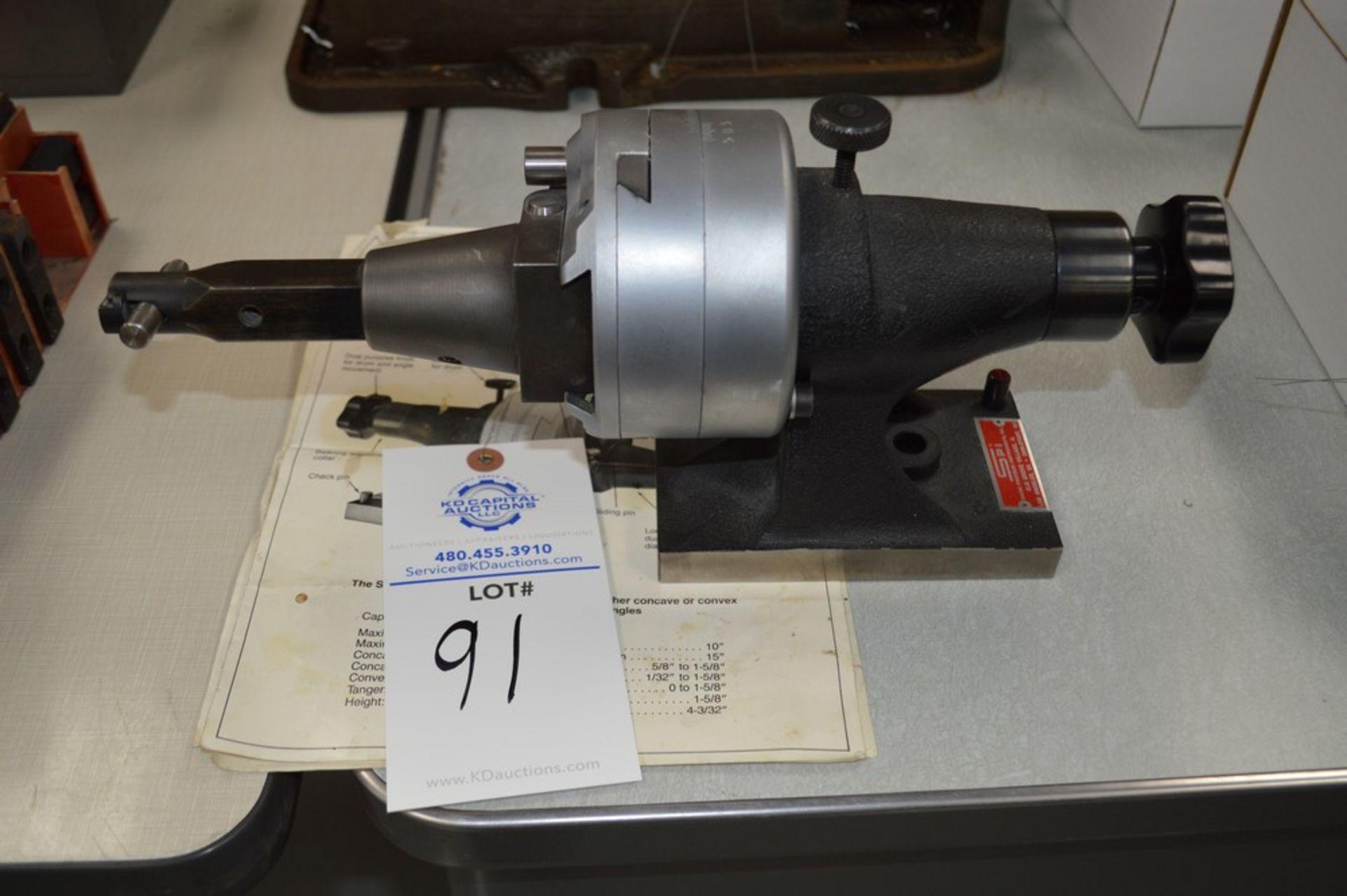 SPI Grinding Wheel Radius and Angle dresser - Image 2 of 3