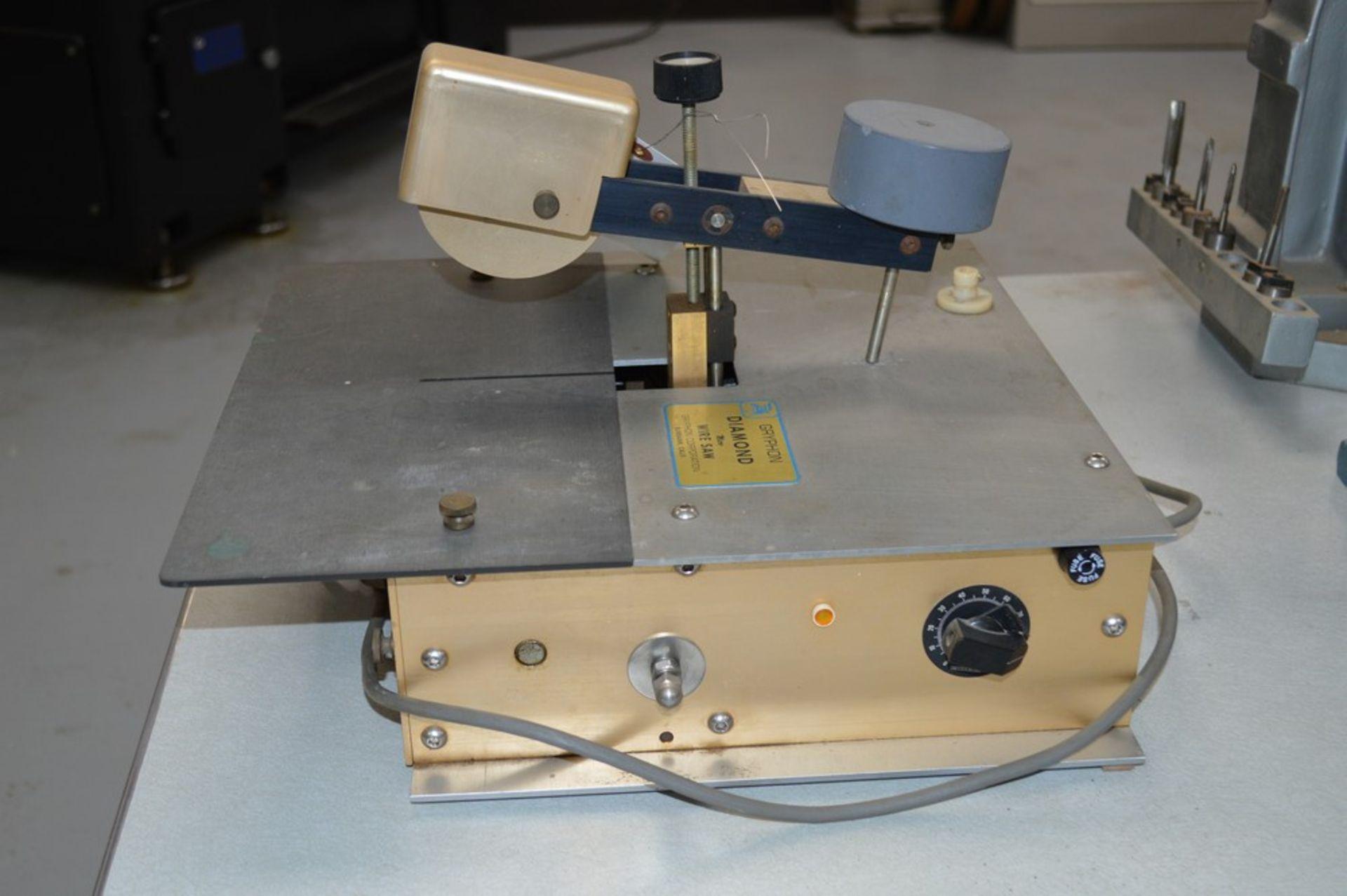 Gryphon Diamond micro wire saw - Image 4 of 4