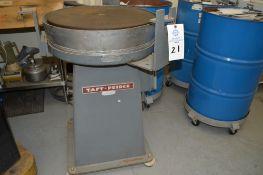 "Taft-Peirce 24"" Rotary Lapping machine S/N 217"